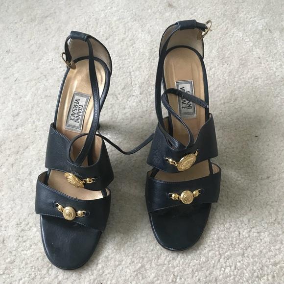 Vintage Gianni Versace Heels | Poshmark